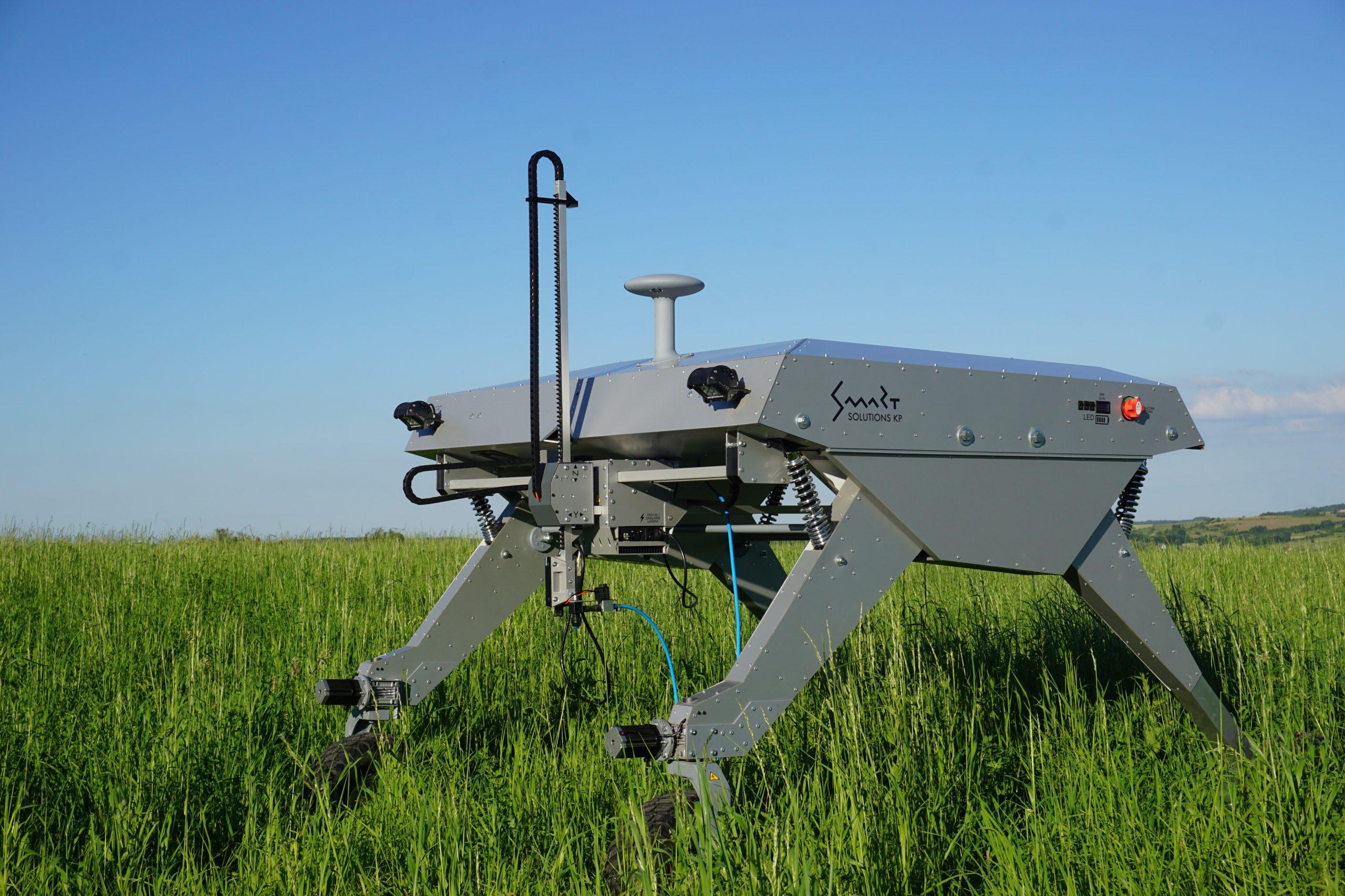 Robot Rolniczy Hugo